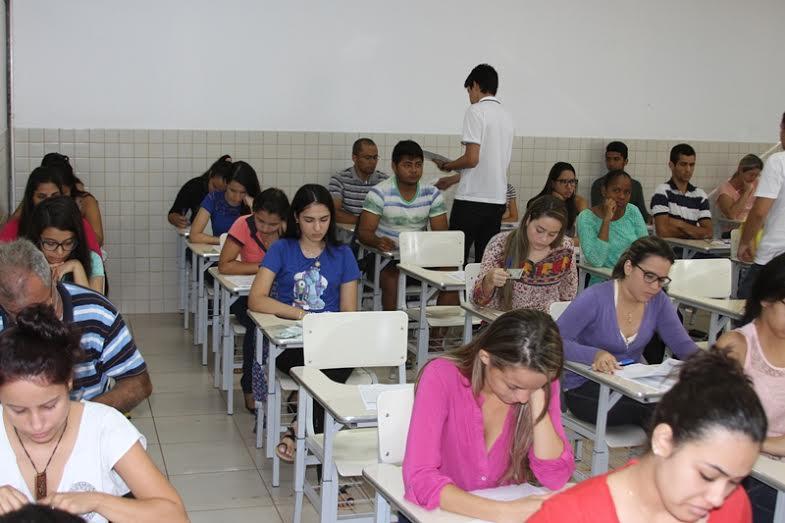 As provas do vestibular foram realizadas no domingo, 29, nas cidades de Palmas, Dianópolis, Araguatins e Augustinópolis.