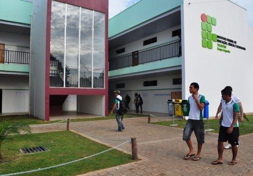 IFTO oferece 260 vagas para seis cursos em Araguaína