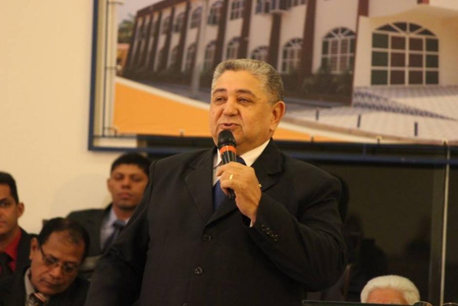 Pr. Paulo Martins Neto, líder da Ciadseta -TO