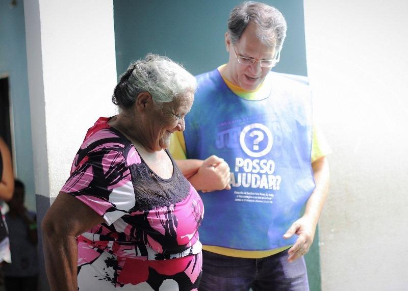 A reunião acontecerá em Palmas-TO e deve reunir as instituições que estão atuando na área social e querem fazer parte da Renas - Rede Evangélica Nacional de Ação Social.
