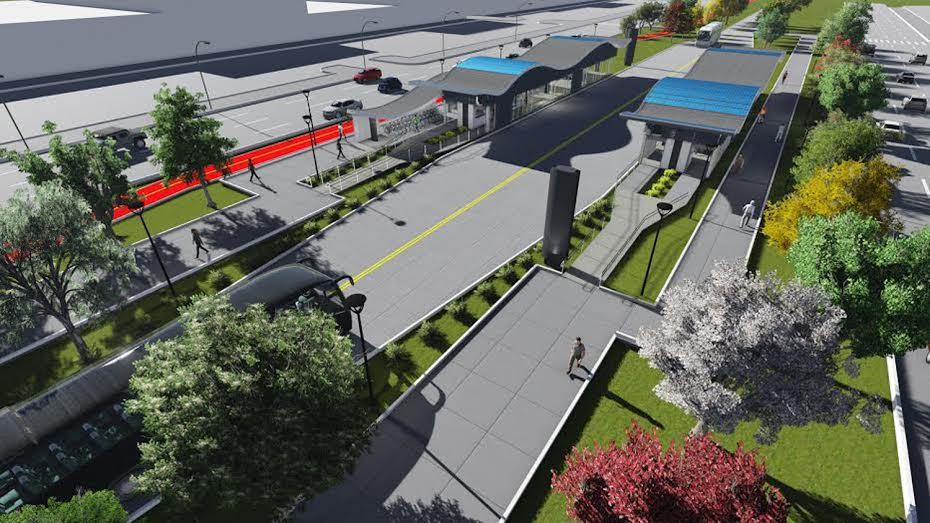 Justiça Federal suspende liberação de recursos para construção do BRT Centro - Foto (Ascom Palmas)