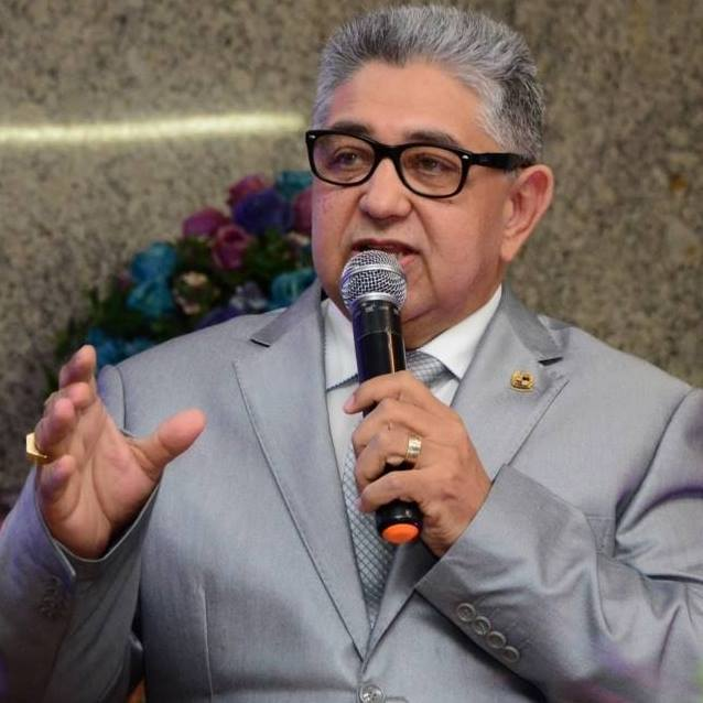 Pr. Paulo Martins Neto, Presidente da Ciadseta -TO