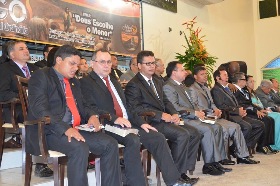 Foto por ocasião da última Assembleia Geral Ordinária realizada na cidade de Paraíso -TO