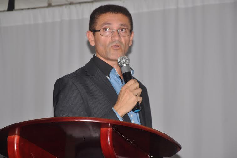Pr. Reginaldo ministrou no sábado (23), Foto: Daniel  Ferreira