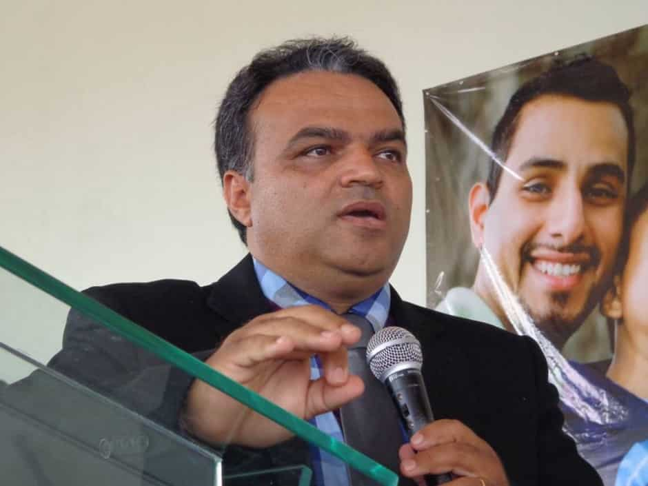 Pr. Claudemir Lopes, presidente da Coimadetins