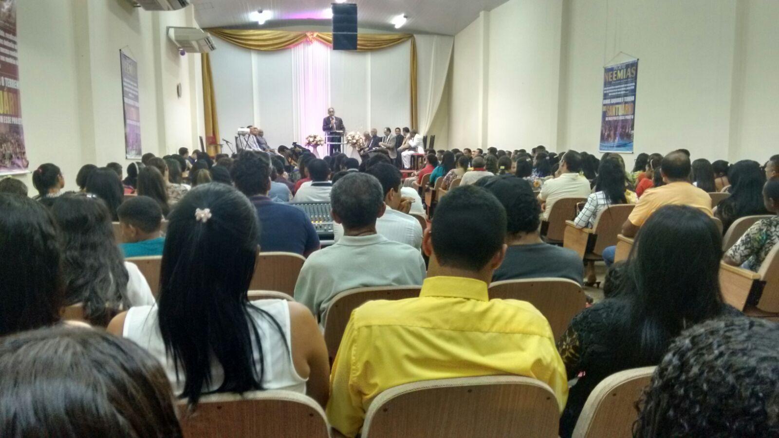 Assembleia de Deus Ciadseta em Imperatriz -MA