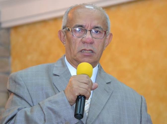 Pastor Gesiel Gomes anuncia falecimento do filho