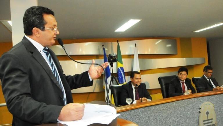 Suplente irmão Jairo tentará chegar mais uma vez ao poder legislativo palmense