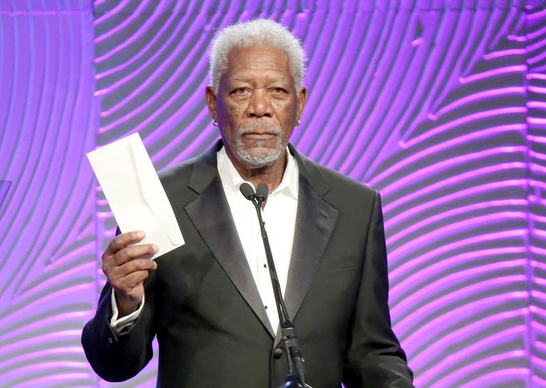 Morgan Freeman: As pessoas que acham que Deus nos criou não acreditam que a Terra pode ter mais de 6 mil anos. É uma questão de acreditar (Getty Images)