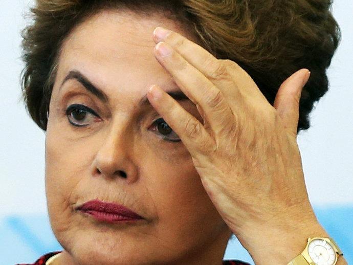 Dilma Rousseff (PT)(Adriano Machado/Reuters)