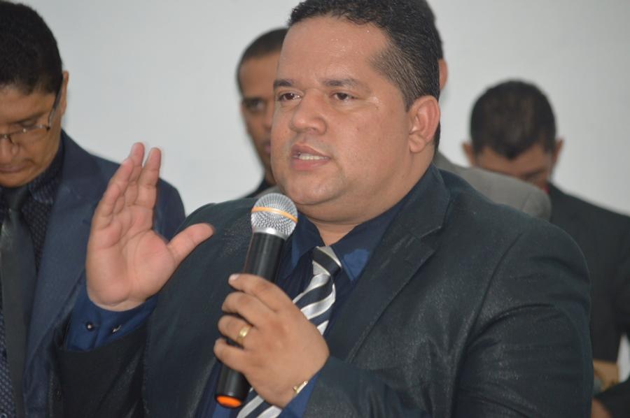 Pastor Alan de Jesus, assume igreja em Palmas -TO