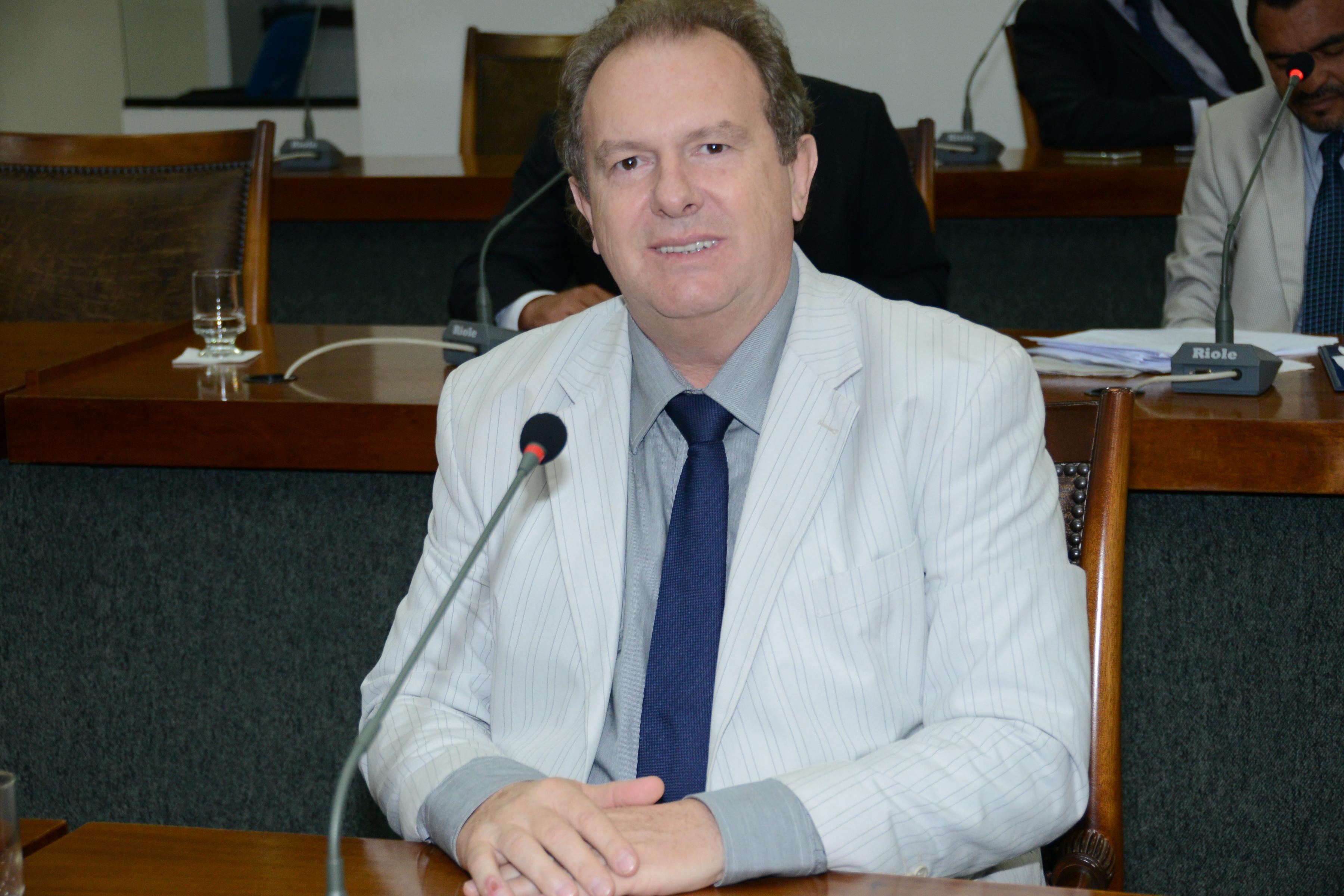 FOTO DEP. Mauro Carlesse