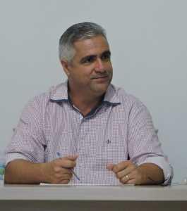 O prefeito Neto Lino está invetindo em tecnologia em Lagoa da Confusão - Foto Zacarias Martins