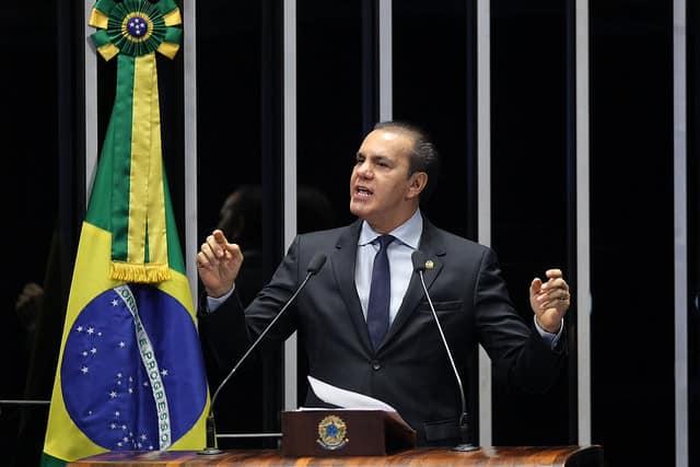Em discurso no Senado, Ataídes afirma que está na política por indignação