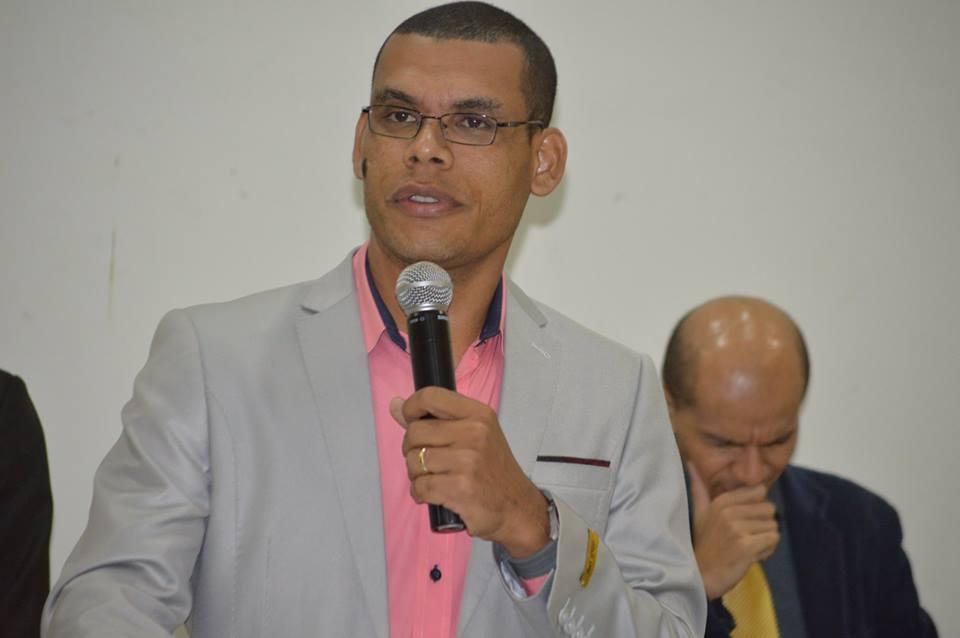 Pastor Elidiano Ribeiro será um dos preletores