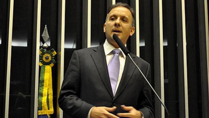 O deputado federal Aguinaldo Ribeiro(Divulgação/PP/VEJA)
