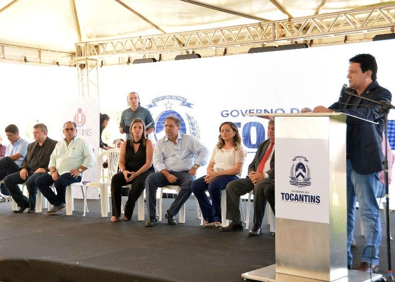 Damaso destaca gestão do governador Marcelo Miranda