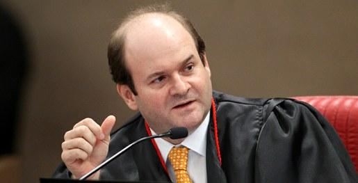 Ministro do Tribunal Superior Eleitoral Tarcísio Vieira Neto