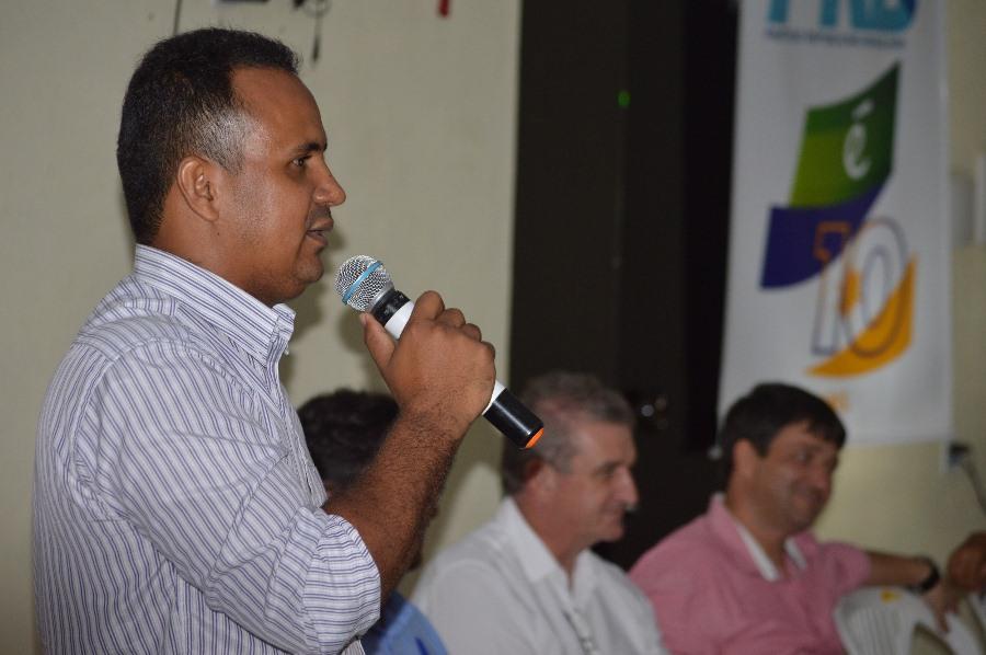 Márcio Neres, pré-candidato a vereador de Palmas -TO