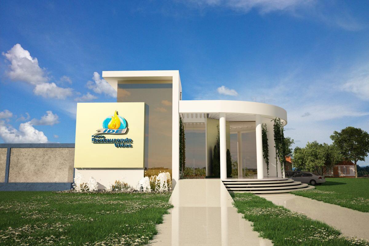 Pastor Suimar Caetano ainda lembrou que a fuutura sede do ministério está em construção