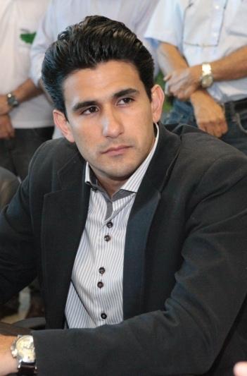Tiago Andrino - Foto: Esequias Araújo