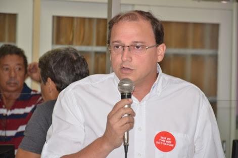 Kairo Bernardo, pré-candidato à Prefeitura de Palmas