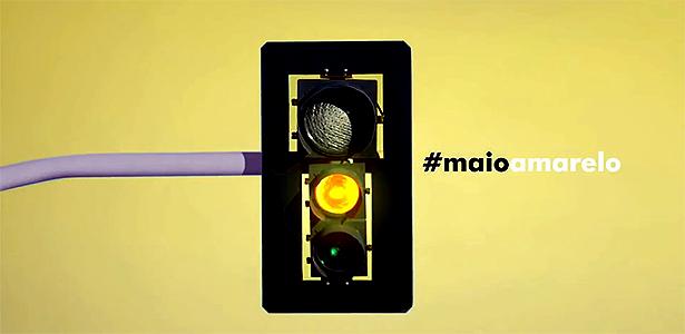 No mês do Maio Amarelo, a Educação para o Trânsito em Palmas pede socorro