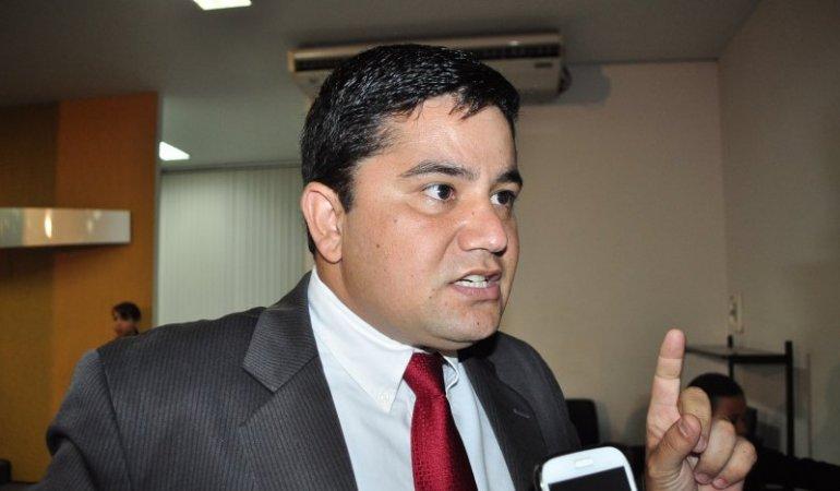 Presidente da Câmara, de Palmas, Rogério Freitas, ex-aliado de Amastha