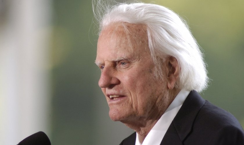 Para Billy Graham,