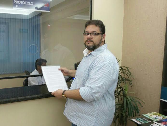 """Hugo Magalhães: """"Chapa 2 é mudança com responsabilidade para unir a classe na luta por seus direitos"""""""