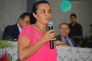Pra Maria Barbosa, líder da CIBE-TO, em Palmas
