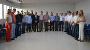 esta quinta-feira, 23, o prefeito de Palmas e pré-candidato a reeleição, Carlos Amastha, participou da sabatina realizada pelas entidades de classe no auditório da Associação Comercial e Industrial de Palmas (Acipa)