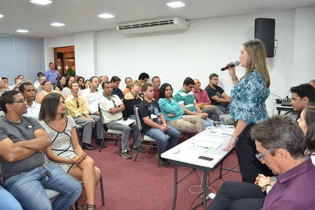 """""""Plano de Governo do PV para Palmas está sendo construído pelos palmenses"""", diz Cláudia Lelis"""