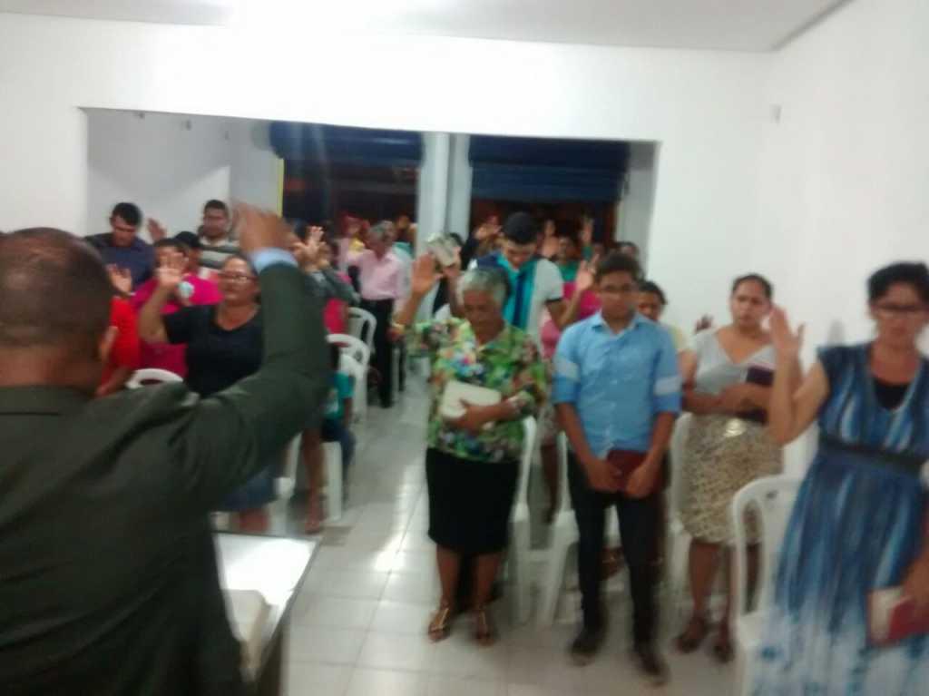 Comadesma anuncia abertura de mais uma igreja no Tocantins