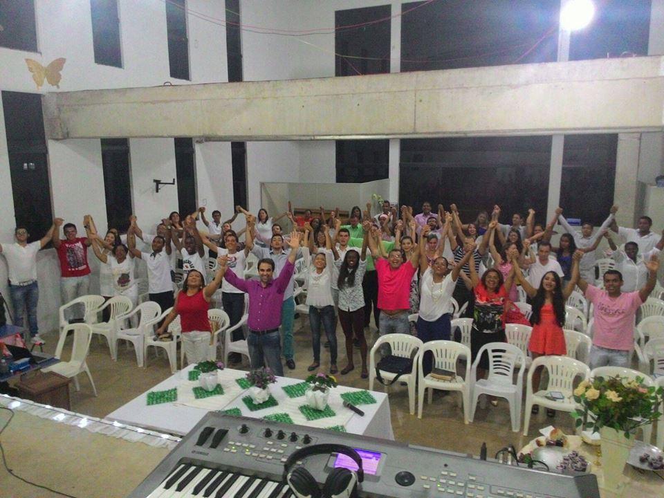 Sede da Igreja Congregacional em Palmas