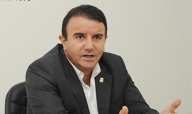 Na foto entrevista Eduardo Siqueira Campos Crédito: Renan Accioly Data:05/06/13