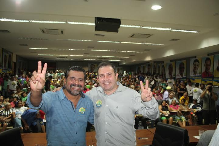Para o presidente do PEN de Araguaína e pré-candidato a prefeito, o nome de Sargento Aragão representa a mudança que a cidade precisa e aguarda.