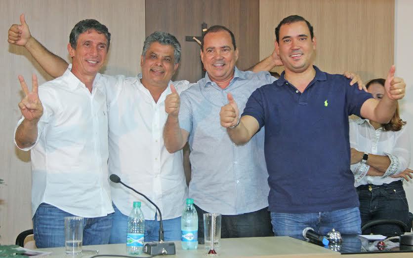 A presença do pré-candidato a prefeito de Palmas, Raul Filho, fortaleceu a parceria e união do Partido da República, com suas lideranças no Estado.