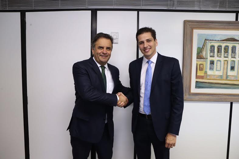 O senador Ataídes assegurou que a pré-candidatura do deputado Olyntho em Araguaína é um processo natural