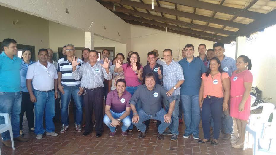 PRB de Porto anuncia Sarah Mourão para vice de Joaquim Maia em Porto Nacional