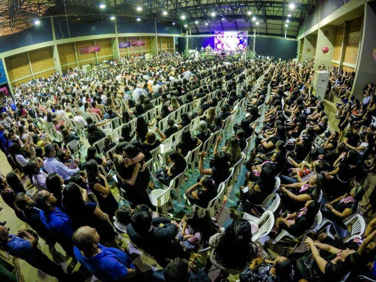 Abertura da CIBE-TO 2016 reúne cerca de três mil evangélicos em Palmas