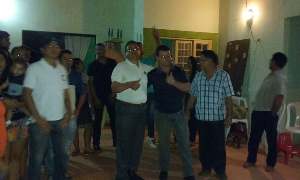 Pré-candidato a prefeito, João Campos apresenta proposta em reuniões na Capital