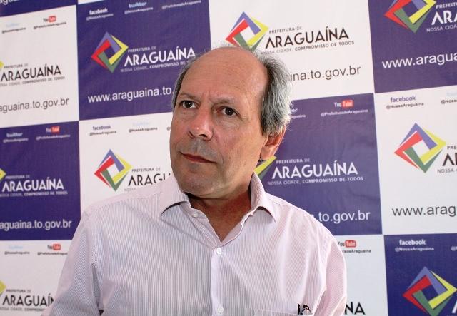 Em Araguaína, Dimas reajusta por Decreto IPTU em 6,99%