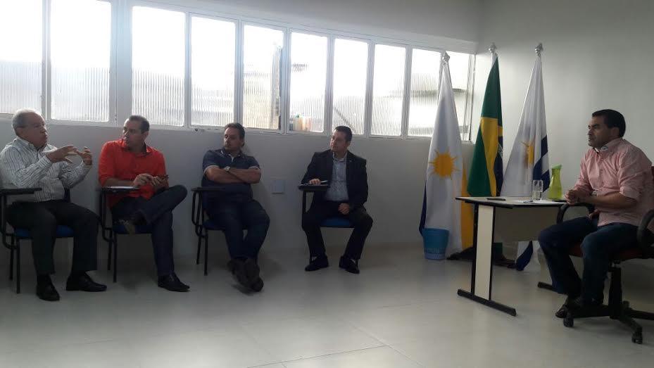 Wanderlei falou que é uma das suas principais propostas melhorar a saúde no município.