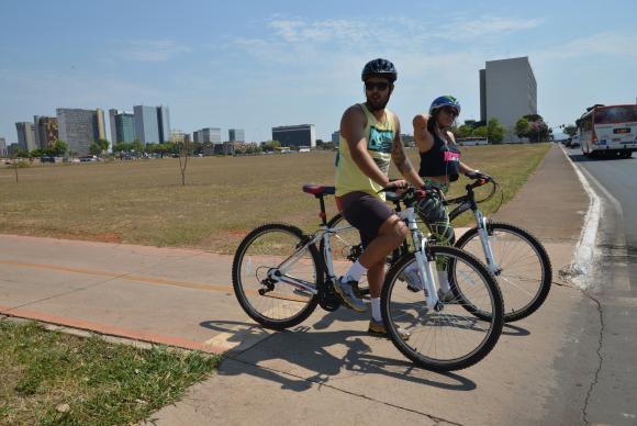 Mobilidade urbana é um dos temas que podem fazer o eleitor mudar de voto nas eleições municipais deste ano José Cruz/Agência Brasil
