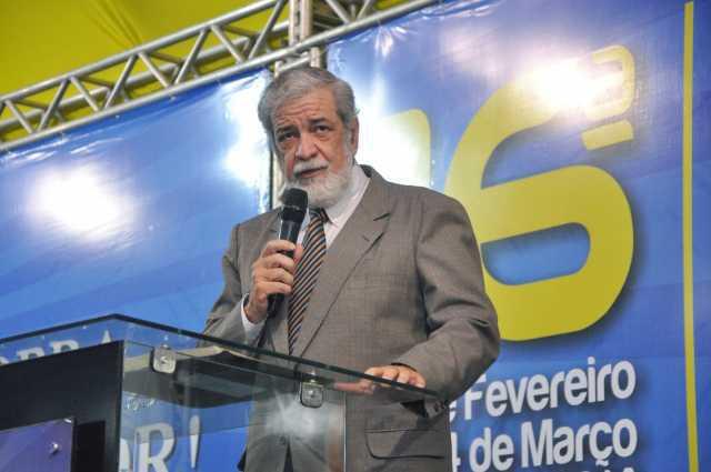 Augustus Nicodemos ministra novamente em convenção ligada à CGADB