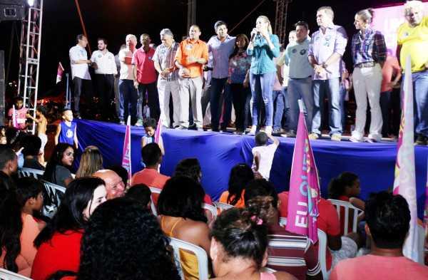 Cinthia Ribeiro diz que problemas na saúde do Tocantins é desumano