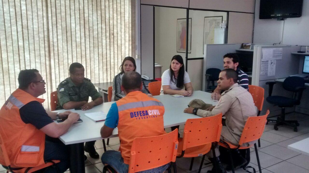 Ultima reunião de planejamento aconteceu nesta sexta, 12. Foto: Francisco Mediros