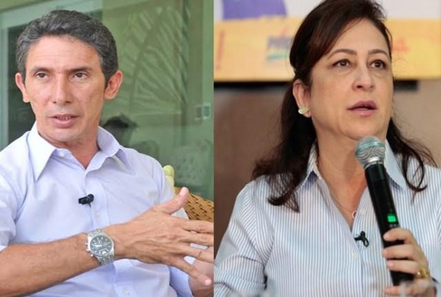 Conforme adiantado pelo JM, Senadora Kátia Abreu declara apoio a Raul Filho