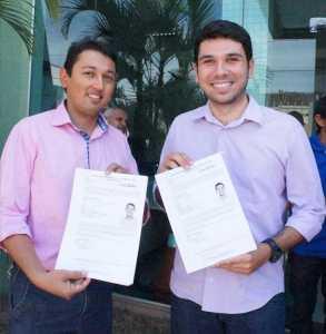 Nando registra candidatura a Prefeito, protocola plano de governo e defende campanha propositiva